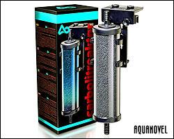 Carbolitreactor - filtro bypass para carbón activo