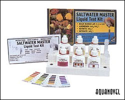 Kit de test de medición de las condiciones acuáticas
