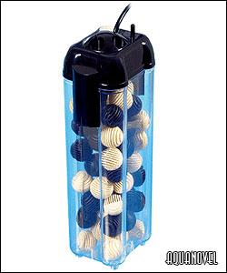 Nitrarreductor con carga de biobolas - Aqua Medic