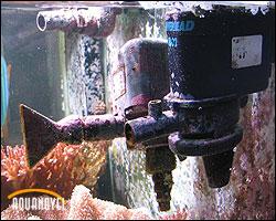 bombas impulsoras para la creación de corriente